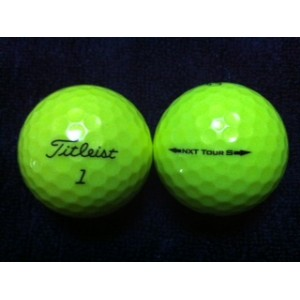 Titleist NXT Tour S Yellow-Used 1st Quality(12)
