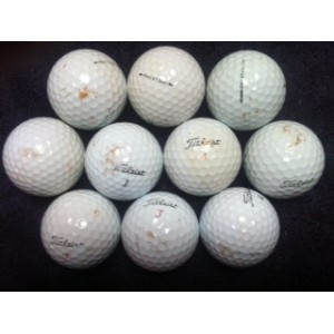Practice Balls-Low Quality ProV1/ProV1X Mix (Pk 60)