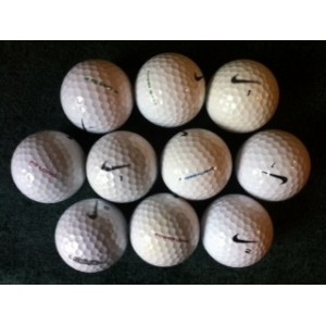 Practice Balls-Medium Quality Nike Mix(Pk 100)