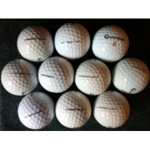 Practice Balls-Medium Quality Taylor Made Mix (Pk 100)