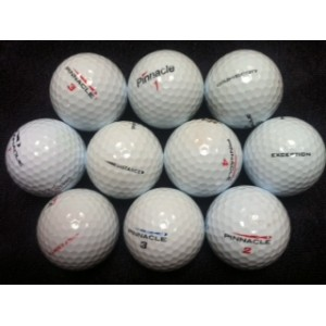 Practice Balls-Medium Quality Pinnacle Mix (Pk 60)