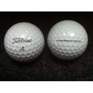 Titleist ProV1 - 2015 Model - Used 1st Quality(12)
