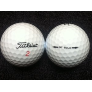 Titleist DT So/lo-Used 1st Quality(12)