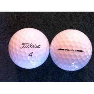 Titleist ProV1 - Previous Model - Used 1st Quality (12)